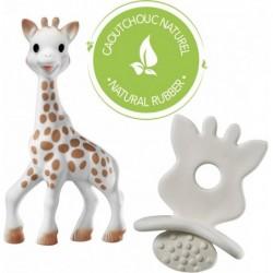 Sophie la girafe + Chewing...