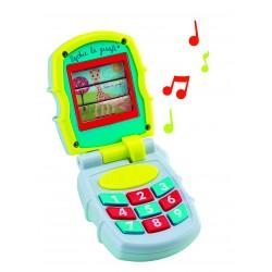 Musical phone -