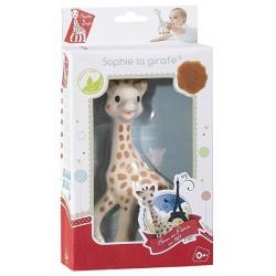 Sophie la girafe en boite...